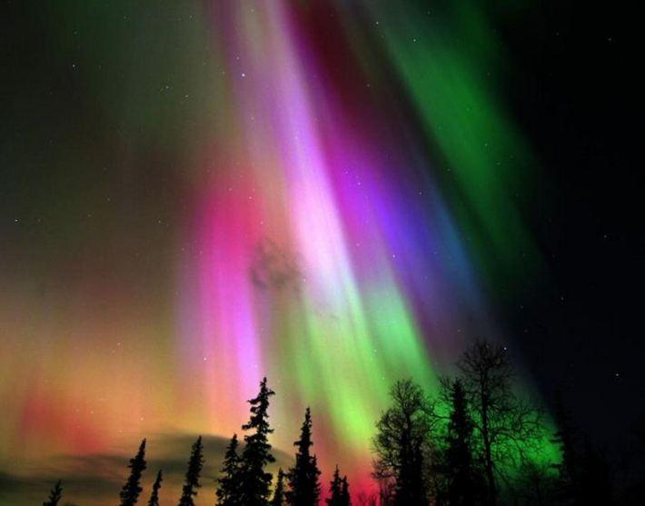 Aurora Borealis in Finland El Moderador