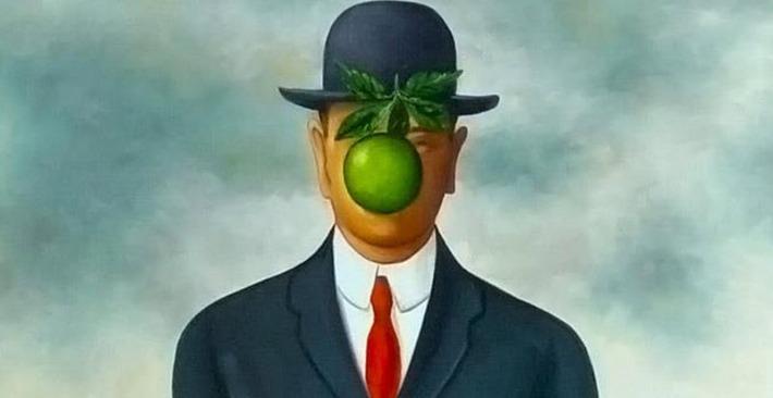 René Magritte El Moderador